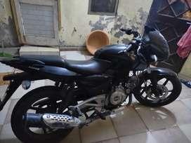 Pulsar 180 cc.gud condition with gud engine