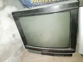 "Old 21"" tv"