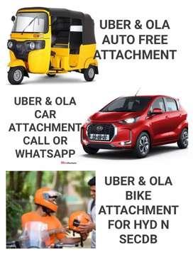 UBER & OLA AUTO BIKE & CAR ATTACHMENT FREE