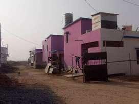 Simplex duplex and plotting project near hanspal,atala