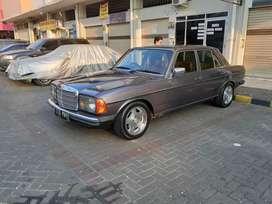Mercedes benz tiger w123 200 manual