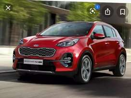 Kia Sportage new brand you get just 20% down pay so Harry up