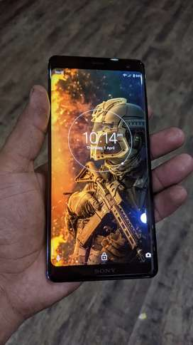 Sony xperia xz3 (pta approved)
