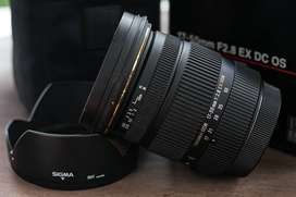 SIGMA 17-50mm F2.8 EX DC OS HSM for Canon MURAH