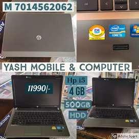 Hp 4430 4/500 GB Laptop