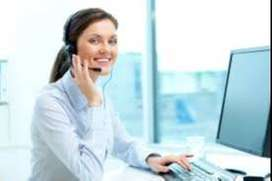 Urgent Hiring Telicaller Female