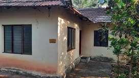 Sreekariyam, gandhipuram,Tiled two bhk independent componded house