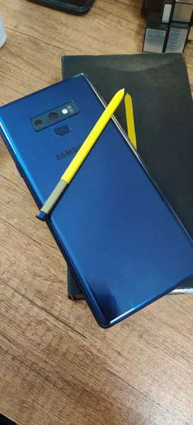 Samsung Galaxy Note 9 - 128GB - BLUE