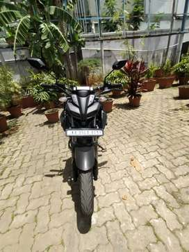 Yamaha MT 15 ABS BS6, black,2021 just 1 month old, single owner self