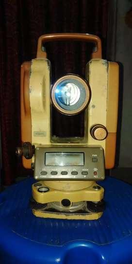 Theodolight machine