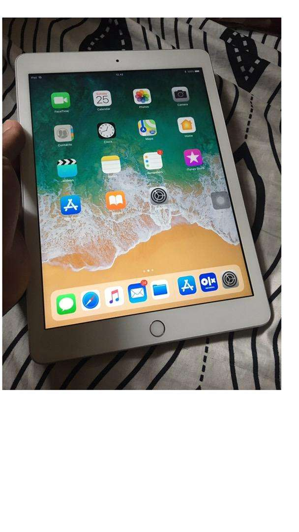 iPad 6 128 Gb Wifi mulus 0