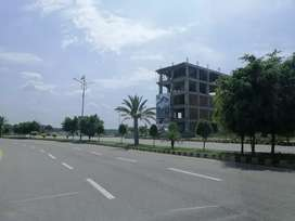 Top City 1 Block A Plot For Sale on 50 Feet Road 35x65