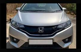 Top end Honda jazz petrol with leather seat covers and carpet.