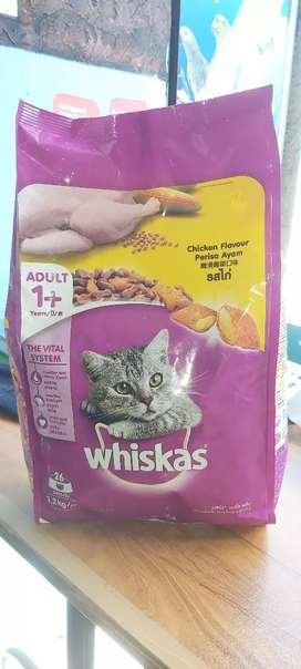 Whiskas adult cat food