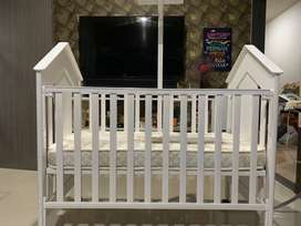 Litte EQUI Baby Box (4 Ways House + Baby Mattress)