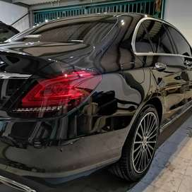 Jasa nano ceramic coating dan salon mobil/auto detailing