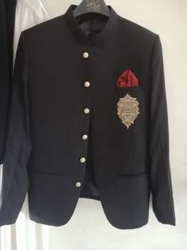 2 piece branded Prince coat and pent.
