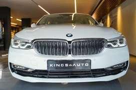 BMW 6 Series GT 630d Luxury Line, 2018, Diesel