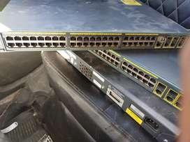 Cisco 2960 G 48 port all port gig