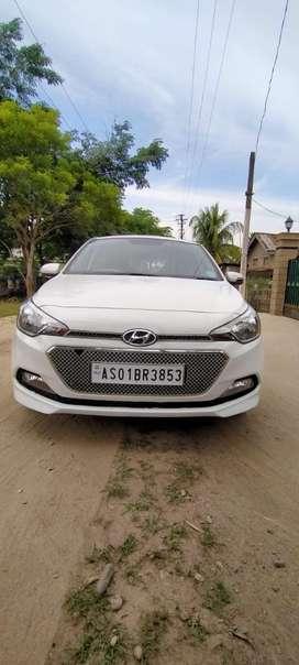 Hyundai Elite I20 i20 Sportz 1.4, 2016, Petrol