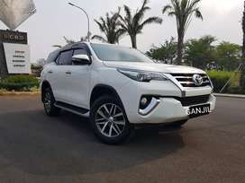 All New Toyota Fortuner VRZ 4X2 2017 Automatic