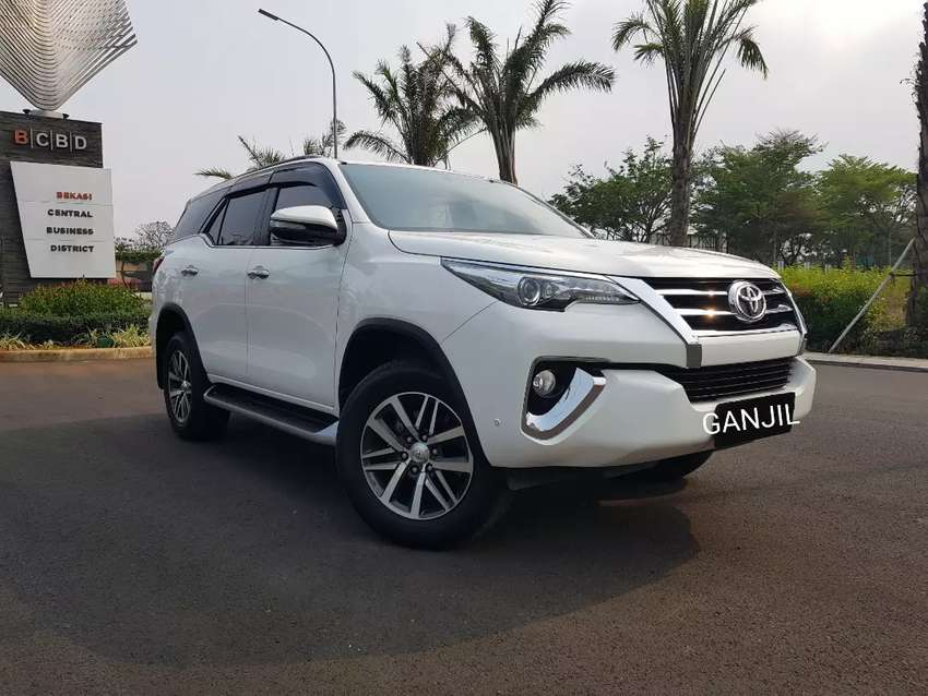 All New Toyota Fortuner VRZ 4X2 2017 Automatic 0