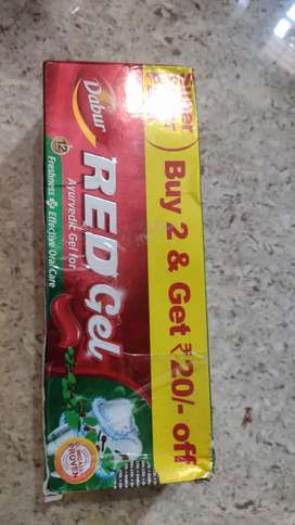 Dabur Red Gel Available In Bulk