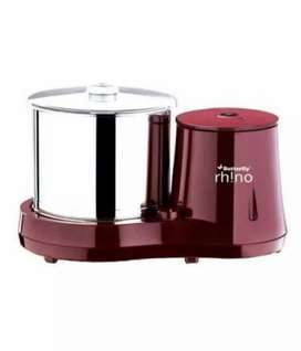 Butterfly rhino wet grinder(5 years warranty)discount sale