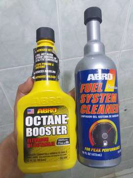 ABRD Fuel injector cleaner & Ocatine Booster
