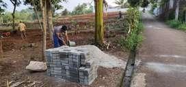 Tanah kavling murah siap bangun di Parung Bogor