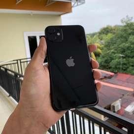 IPHONE 11 64GB BLACK IBOX