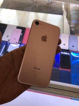 iphone 7-256gb Rose Gold