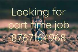 Candidates required