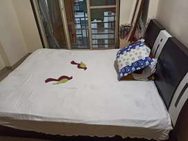 Feel at home, 2bhk with one room available for PG, attached Patio.
