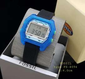 Jam tangan multicolour Fossil