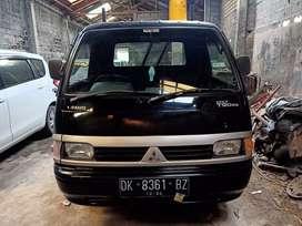 Mitsubishi T120ss pick up 2014 asli DK,hitam masih original & terawat