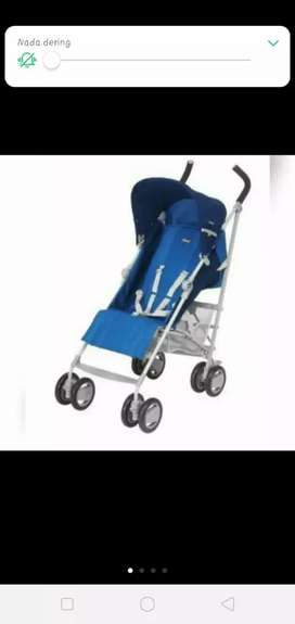 Stroller chicco london / Kereta dorong murah chicco oondon