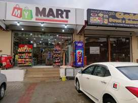 Salesman for gernel store my mart cantt