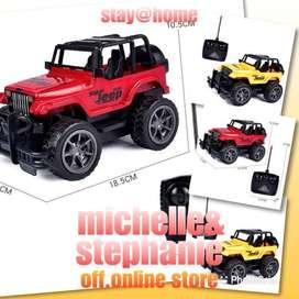 M&S RCWENNY10 - 2020 Mainan mobil Jeep dengan remote control ( 624-38