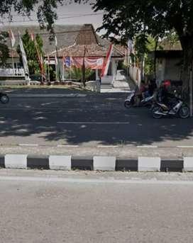 Dijual Tanah Pekarangan Mangku jl Magelang Yogyakarta