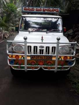 Bolero Max truck