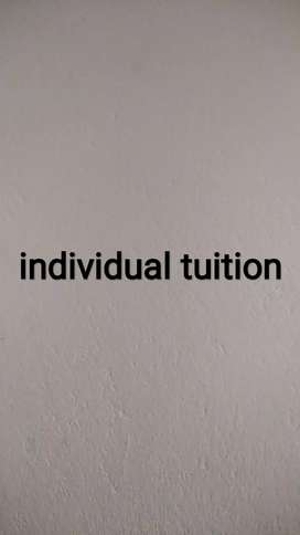 Individual tuition for 8, 9, 10 biology