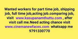 Wanted workers for home based online job with good earnings