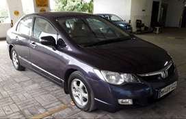 Honda Civic 1.8V MT, 2007, Petrol