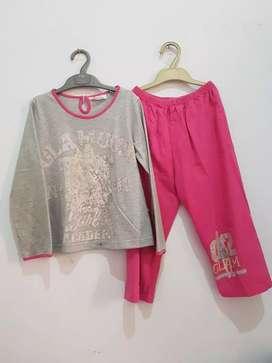 Baju tidur anak Barbie uk 5-6 nett