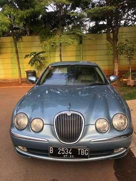 Jaguar s-type istimewa tangan pertama