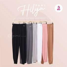 Hilya pants, celana santai hijaber