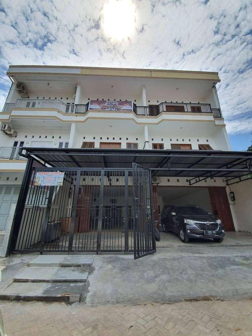 Jual Murah Rumah Kos dan Cafe Makassar Baru 0