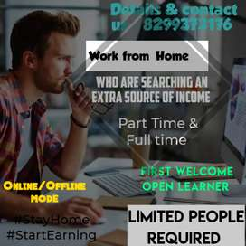Stop making resume , Do your online work from home