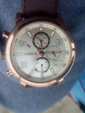 CURREN STAINLESS STEEL BACK WATER RESISTANT M:8199
